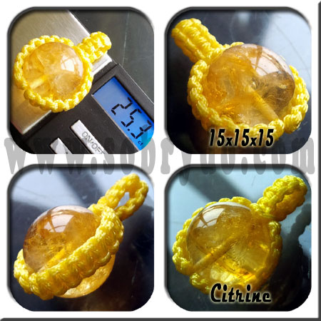 Citrine #545 (Views:59)